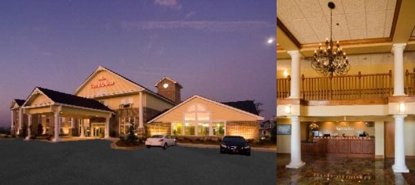 Americinn Vidalia photo collage