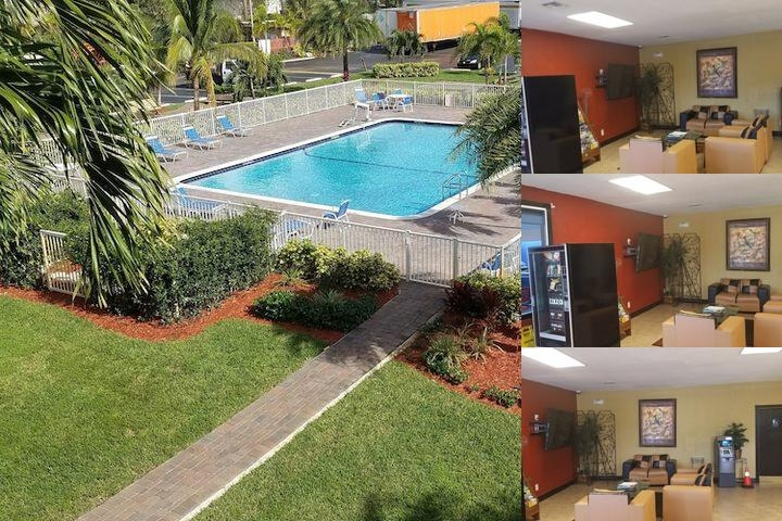 Budgetel Inn & Suites photo collage