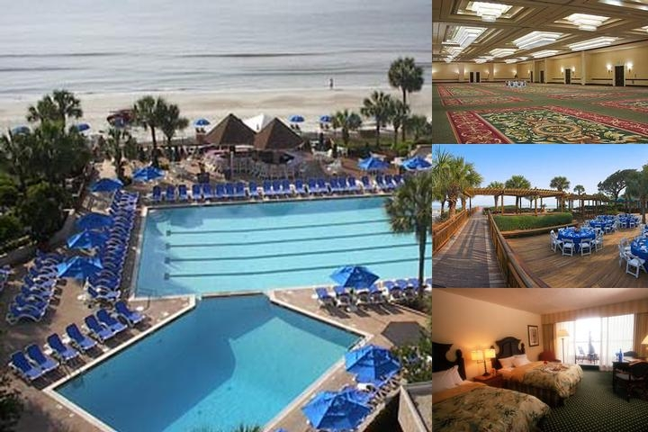 Hilton Head Marriott Beach & Golf Resort photo collage