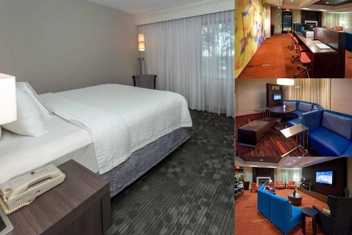 Courtyard by Marriott Lakeland photo collage