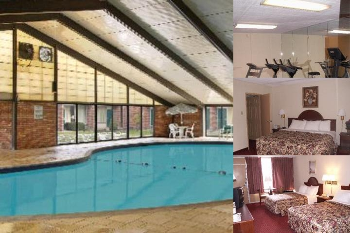Butler Days Inn Conference Center photo collage