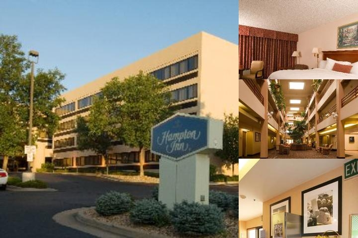 Hampton Inn Denver Southwest photo collage