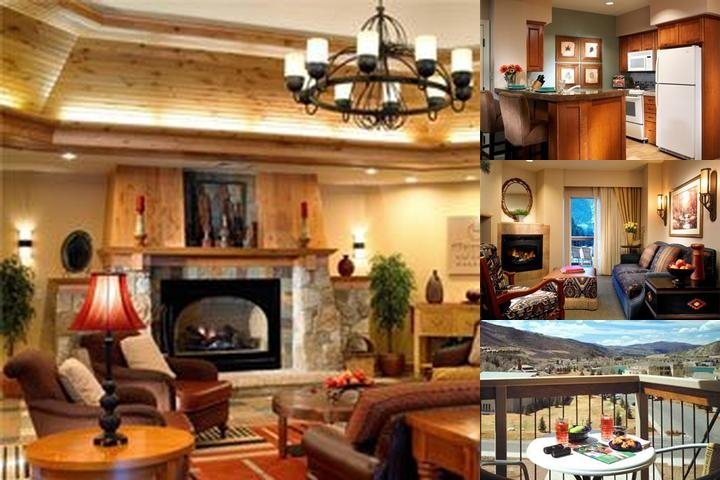 Sheraton Mountain Vista Resort Villas photo collage