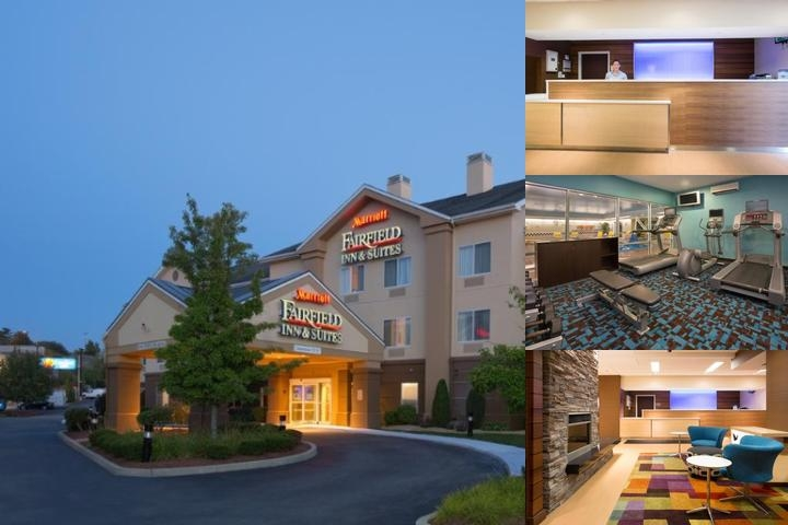 Fairfield Inn & Suites Boston Milford photo collage
