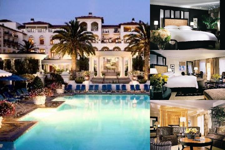 St. Regis Monarch Beach photo collage