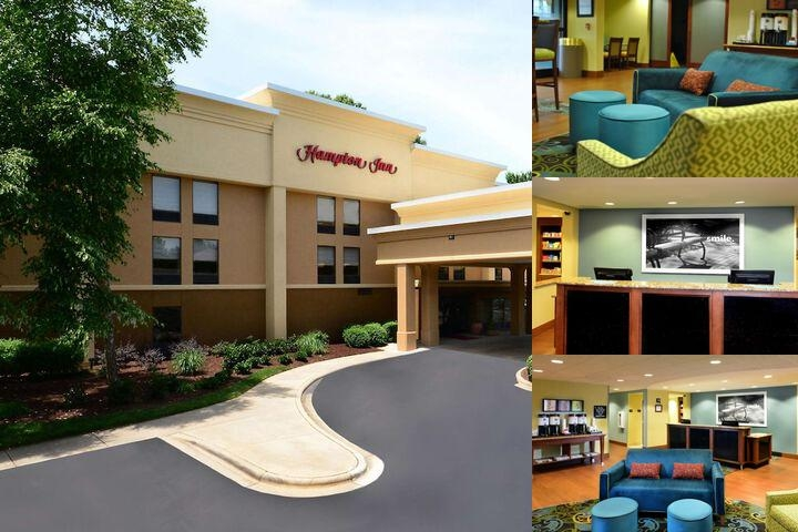 Hampton Inn Raleigh / Town of Wake Forest photo collage