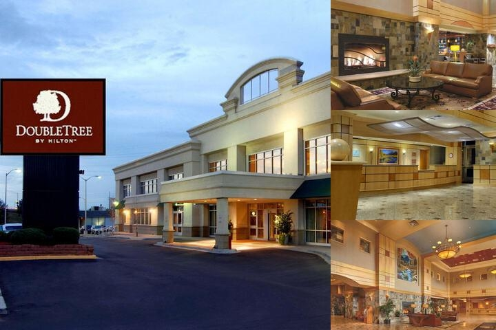 Doubletree by Hilton Denver Stapleton North photo collage