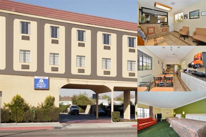 Americas Best Value Inn & Suites Lax photo collage