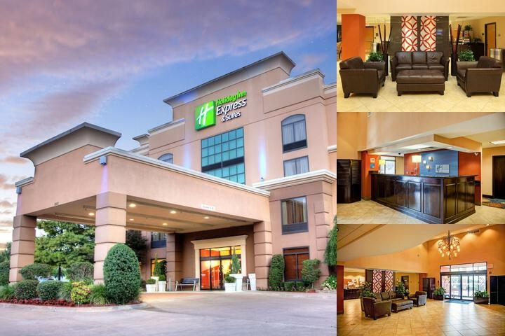 Holiday Inn Express Suites South Tyler photo collage