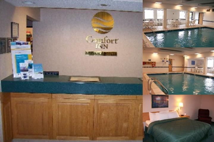 Comfort Inn Charlotte photo collage