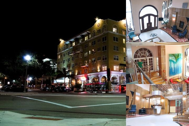 Ponce De Leon Hotel photo collage