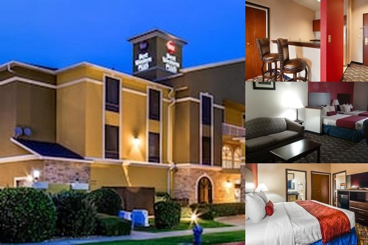 Best Western Mckinney Inn & Suites photo collage
