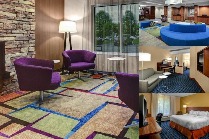 Fairfield Inn & Suites by Marriott Emporia photo collage
