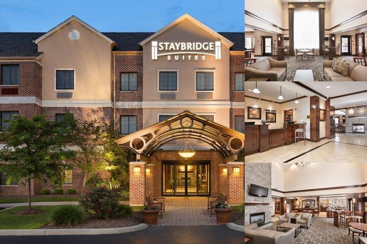 Staybridge Suites Akron / Stow photo collage