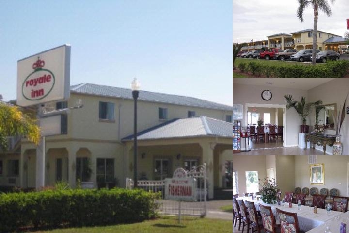 Royale Inn Lake Wales photo collage