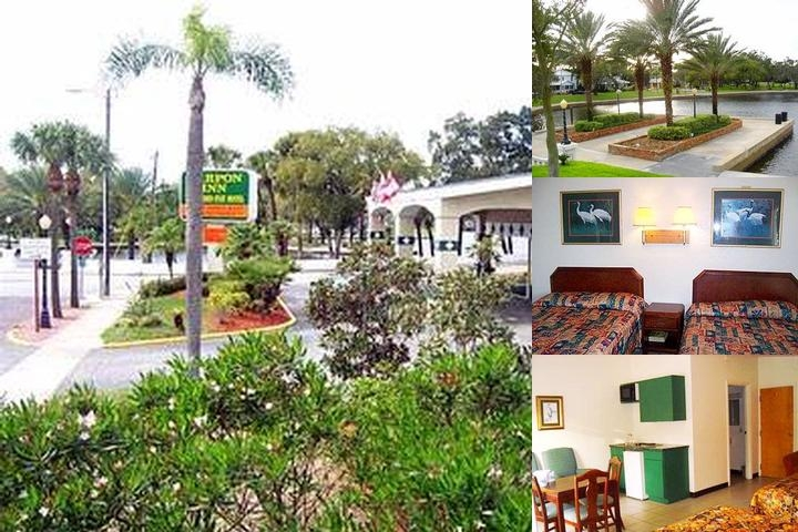 Tarponn Inn photo collage