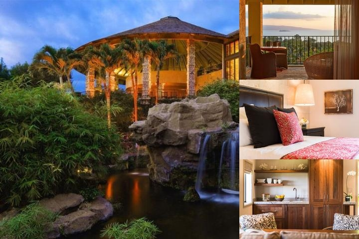 Hotel Wailea photo collage