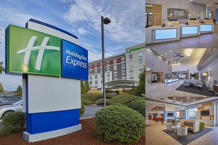 Holiday Inn Express Eugene Springfield photo collage