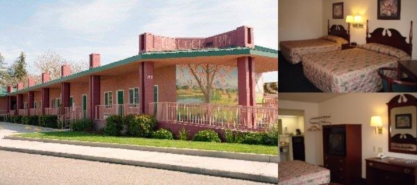 Americas Best Value Turlock Inn photo collage