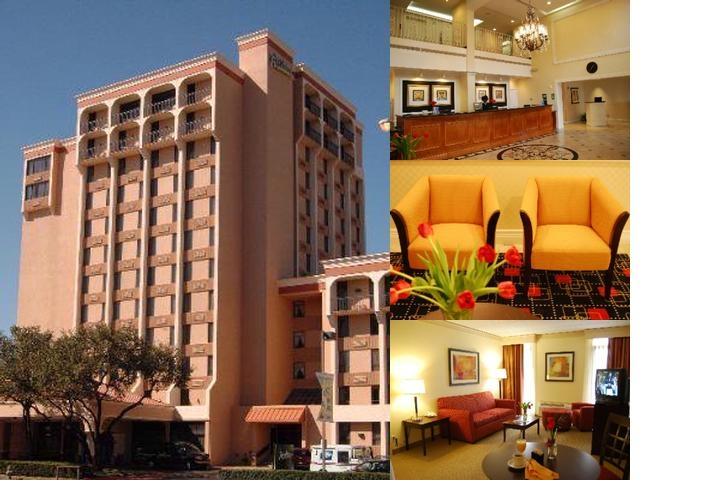 The Park Inn by Radisson Dallas Love Field photo collage