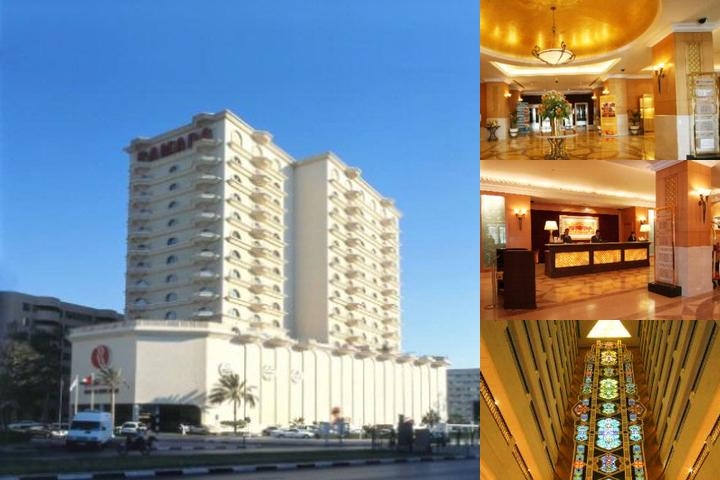 Ramada Hotel Dubai photo collage