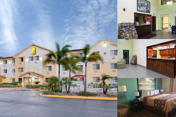 Super 8 Clearwater / Pinellaspark / St.pete / Larg photo collage