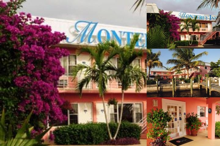 Monterey Inn & Marina photo collage