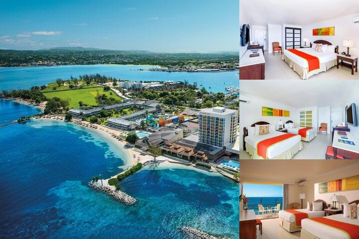 Sunscape Splash Montego Bay All Inclusive photo collage