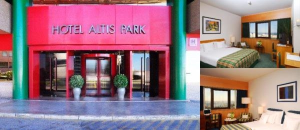 Olaias Park Hotel photo collage