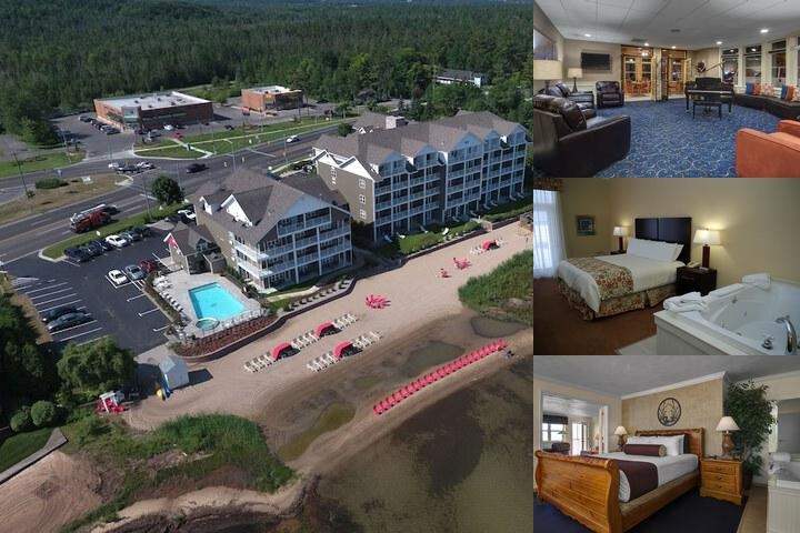 Cherry Tree Inn & Suites photo collage