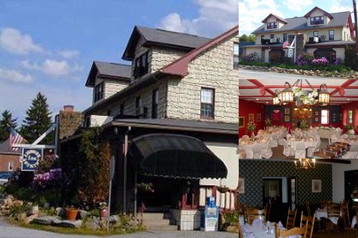 Ligonier Country Inn photo collage
