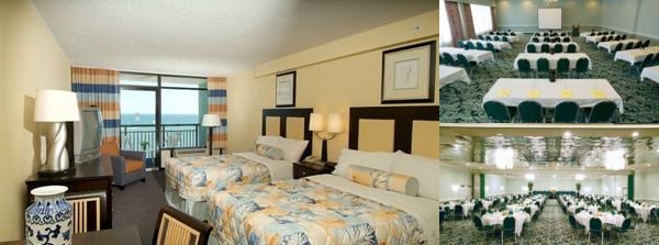 Landmark Resort Hotel photo collage