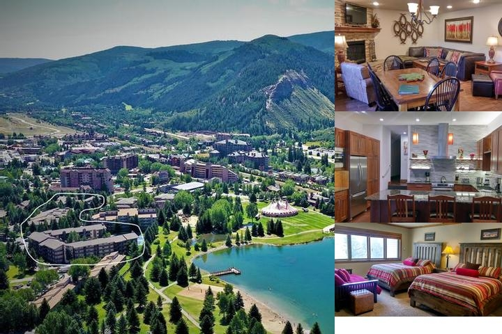 Beaver Creek West Condominiums photo collage