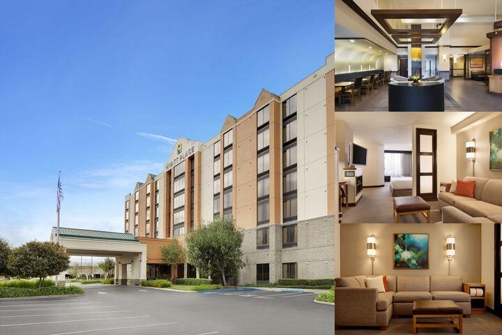 Hyatt Place Fremont / Silicon Valley photo collage