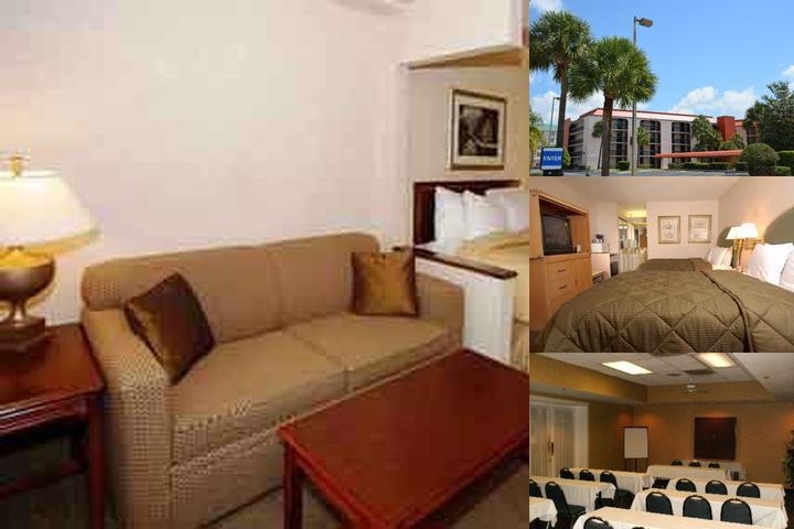 Comfort Inn Near Universal Orlando photo collage