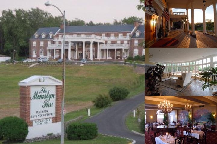 Mimslyn Inn photo collage