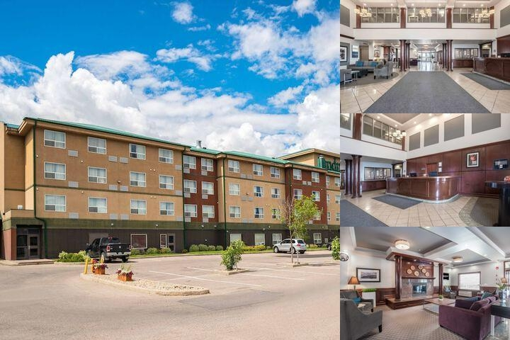 Sandman Hotel Saskatoon photo collage