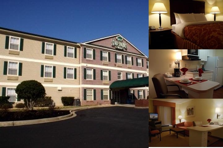 Home Towne Suites Anderson photo collage