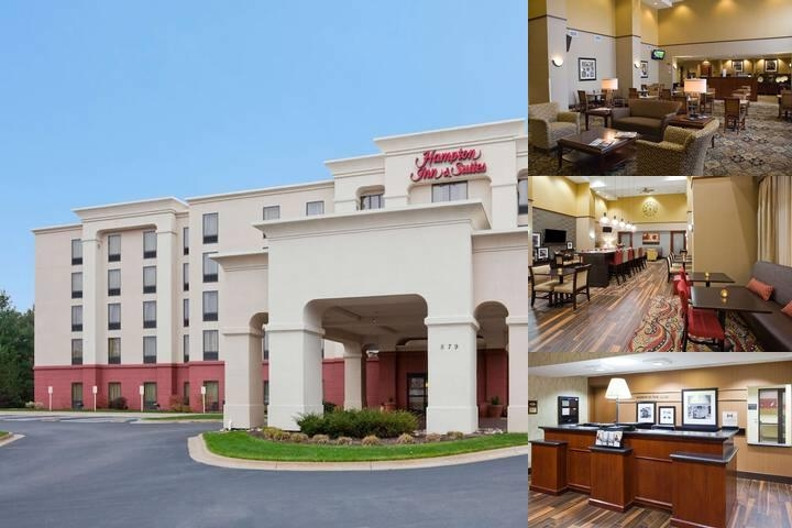 Hampton Inn & Suites Lino Lakes photo collage