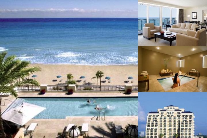 The Atlantic Hotel & Spa photo collage