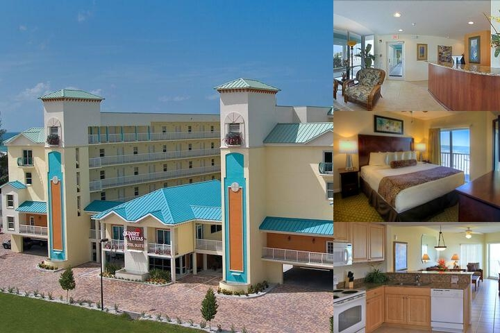 Sunset Vistas Beachfront 2 & 3 Bedroom Suites photo collage