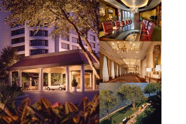 Omni Mandalay Hotel photo collage