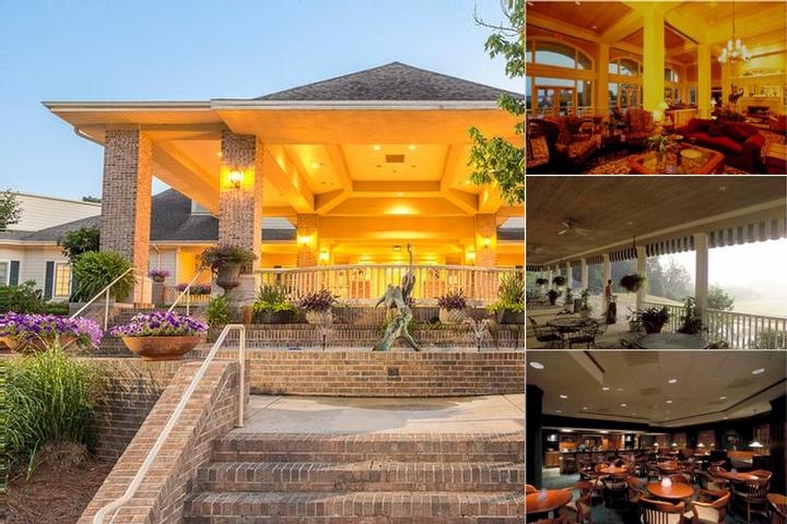 Cypress Bend Resort Best Western Premier Collection photo collage