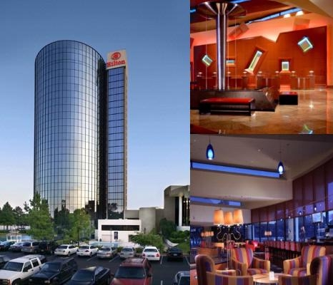 Hilton Memphis photo collage