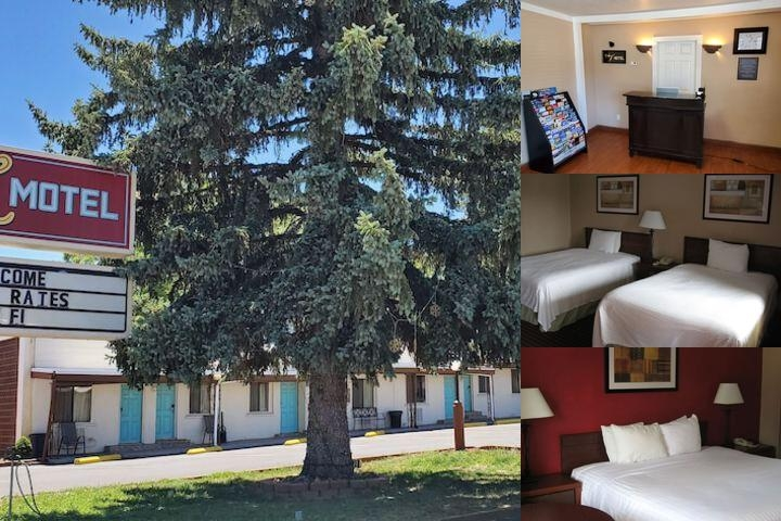 Rodeway Inn University photo collage