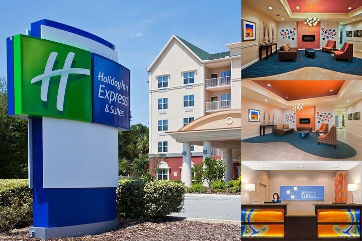 Holiday Inn Express & Suites Lakeland North I 4 Deluxe Queen Guest Room With Micro & Fridge