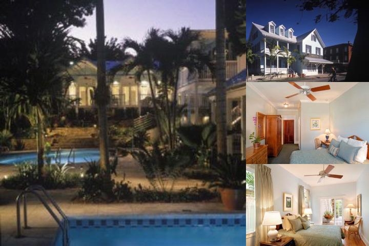 The Marquesa Hotel photo collage