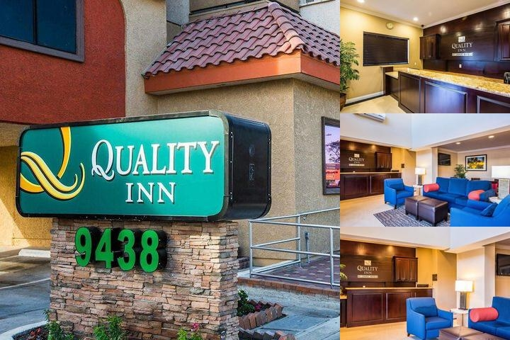 Comfort Inn Near Downey Studios photo collage