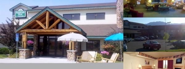 Mountainview Lodge & Suites photo collage