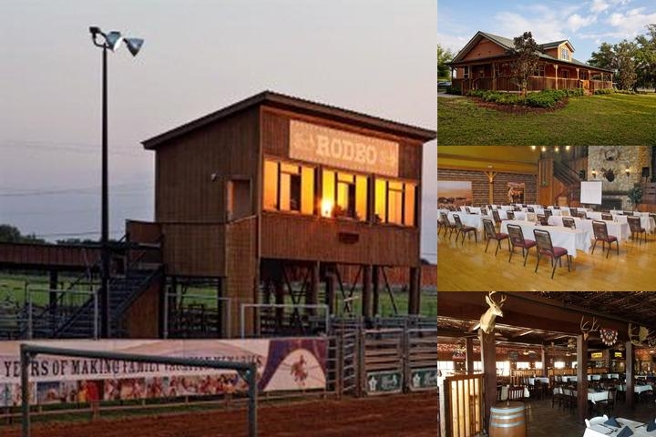 Westgate River Ranch photo collage